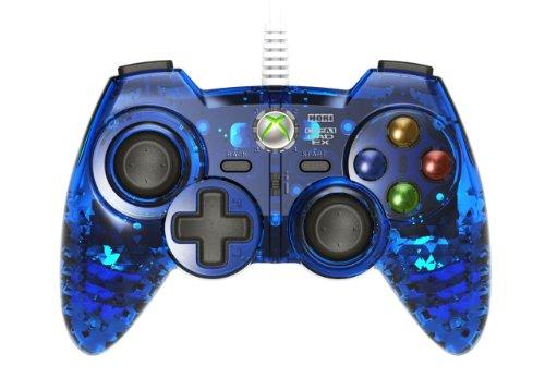 - HORI Xbox 360 Gem Pad EX - Sapphire Blue