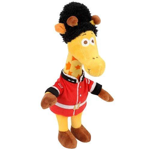 Plush 10 inch Geoffrey - British Guard Costume