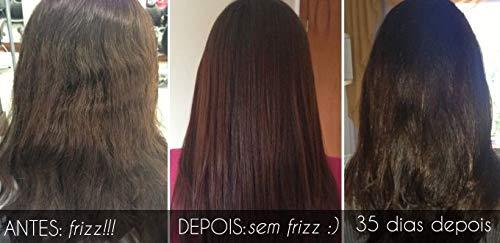 Exoplastia Capilar Original Exoplasty Capillary Brazilian Hair Smoothing Keratin Nanotech STEP 2 ONLY 1 LITRE by EXO (Image #5)