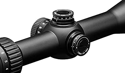 Vortex Optics Diamondback HP 4-16x42 SFP for target shooting