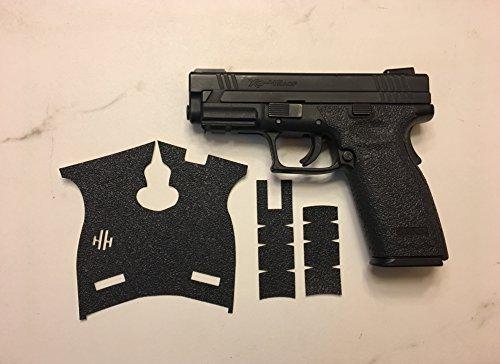 Handleitgrips Gun Grip Tape Wrap for SPRINGFIELD XD 45 Tactical Textured Rubber Gun Grip Enhancements, Gun Parts, Shooting Accessories,