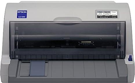 Epson LQ-630 - Impresora matricial de Punto (CPOSTNET, UPC-A ...