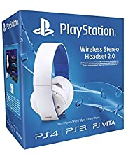 Sony Wireless Stereo Headset 2.0 White - PlayStation 4