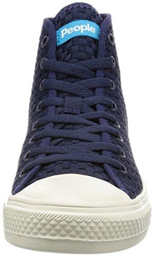 Schuhe Blue Picket People White Paddington Phillips Die Footwear High qIF6xwYC6
