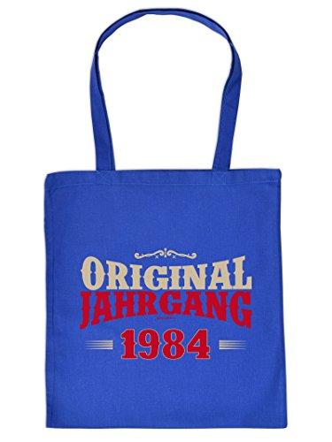 1984 Tote Bag Henkeltasche Beutel mit Aufdruck Tragetasche Must-have Stofftasche Geschenkidee Fun Einkaufstasche8