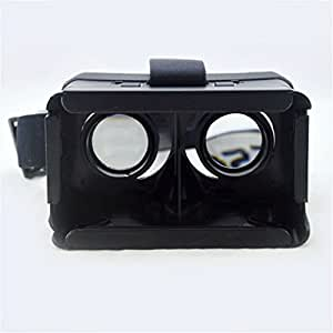 "Google Cardboard Style Color Cross 3D Virtual Reality 3D Glasses VR Tool Kit for 4-7"" Smartphone Oculus Rift Dive Vrase"