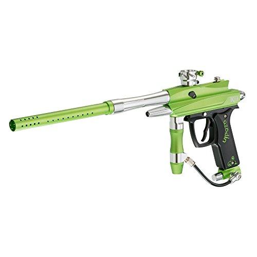 Azodin Kaos-D II Semi-Auto Paintball Marker Gun - Emerald (Used)