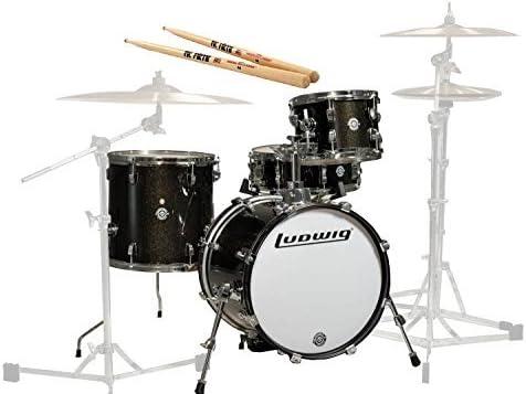 Ludwig Breakbeats by Questlove Drum Set