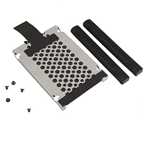 7mm HDD Hard Drive Caddy Screws Rails for IBM Thinkpad Lenovo X230 X230I X230T T430 T430i T430S T430Si Set by TwinPa (Image #6)