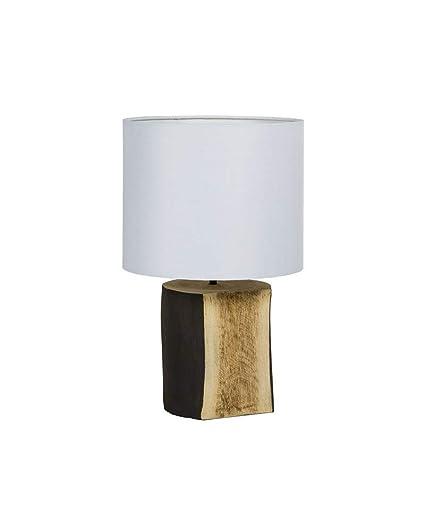Lámpara de mesa tronco: Amazon.es: Iluminación