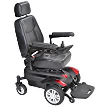 Titan Standard Power Wheelchair Front-Wheel Drive