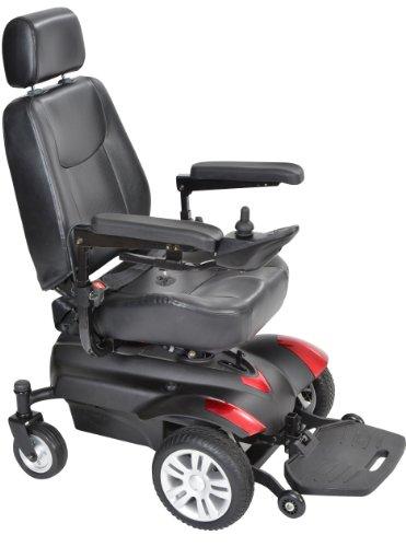 Drive Medical Titan X23 Front Wheel Power Wheelchair 18