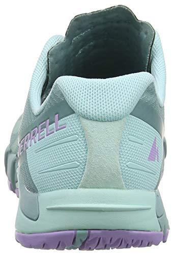 Access Bare Merrell Vert Aqua Femme aqua De Flex Chaussures Fitness p5ZZwRxq