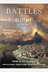 Battles of the Bible 1400 BC - AD 73 Hardcover