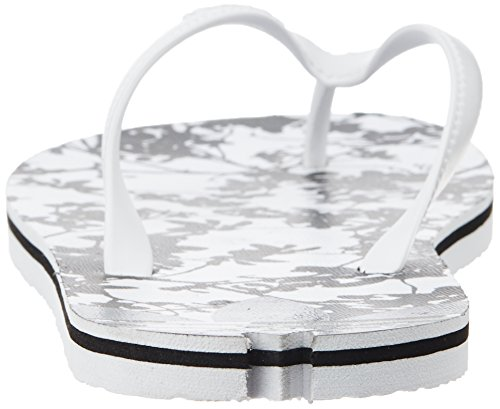 adidas Adisun W, Chaussures de Sport Femme Blanc / noir (blanc Footwear / blanc Footwear / noir essentiel)