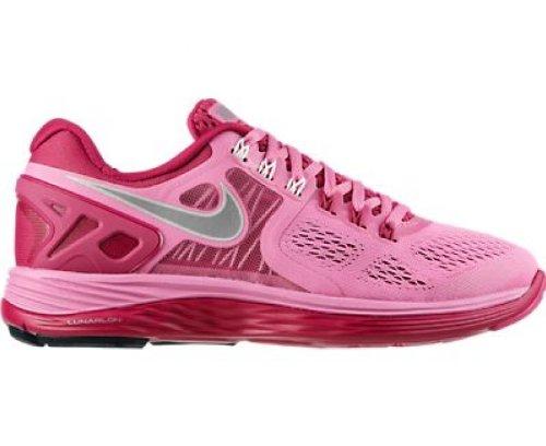 Nike Eclipse Women Shoe (NIKE Lunar Eclipse 4 Ladies Running Shoe, Pink, US10.5)