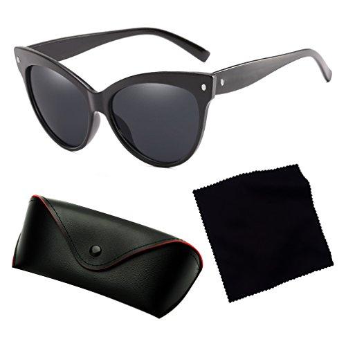C3 Gafas De Para Conducción Frescos 400 Ojo Protección De Sol Vacaciones Señoras De Del De Vidrios De Mujeres UV De La Gato Tendencia 2018 Las Manera La Viaje Nuevas q1fYxw0