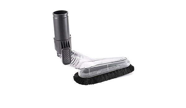 Durable Cabeza del cepillo D907 Aspirador Bendable antiestático ...