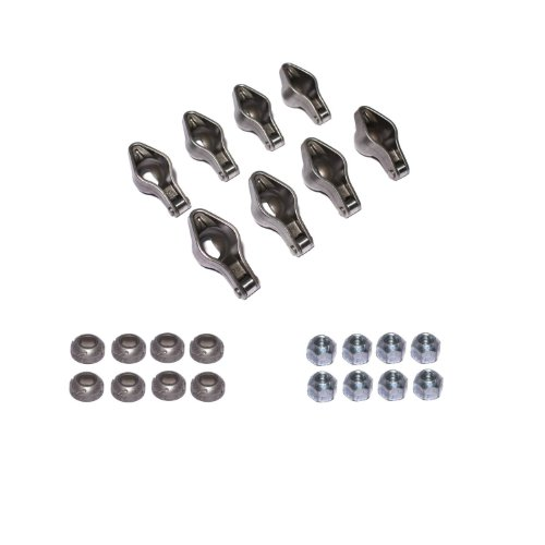 - COMP Cams 1411-8 Magnum Roller Rocker Arm with 1.72 Ratio and 7/16