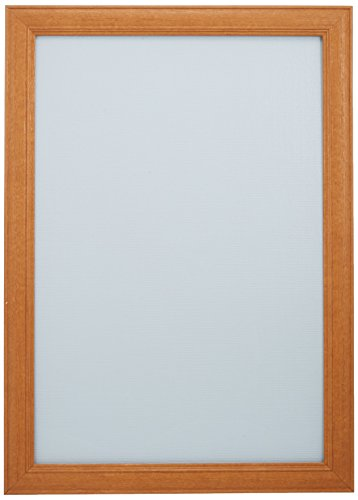 New Deluxe Wood Frame 3 (26 x 38cm) Walnut (japan import)