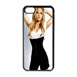 iPhone 5c Cell Phone Case Black Beautiful Hayden Panettiere LV7099957