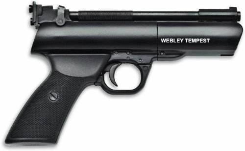 Webley Tempest .22 Right Hand Air Pistol