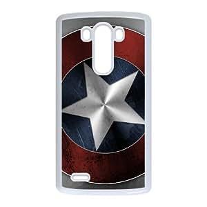 Captain America for LG G3 Phone Case 8SS461570