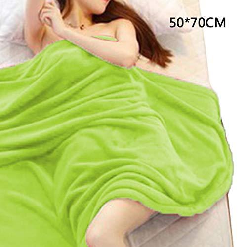 Villeur 3 Type Coral Throw Blanket Soft Office Air Conditioning Blanket Coral Blankets Throws (Best Type Of Blanket)
