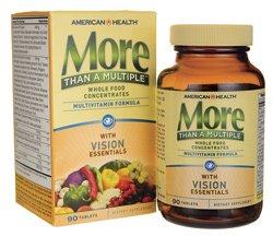 American Health - более различным со зрением Основы - 90 таблеток