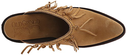Women's Yippee Old by Gringo Mabel Yay Mule Kay Beige rUwXr