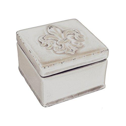 Fleur De Lis Boxes - 7