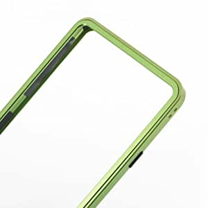 Samsung Galaxy Note 3 Metal Bumper Frame - SM-N900P (For Sprint Samsung Galaxy Note 3) (Green) by ModernPalace
