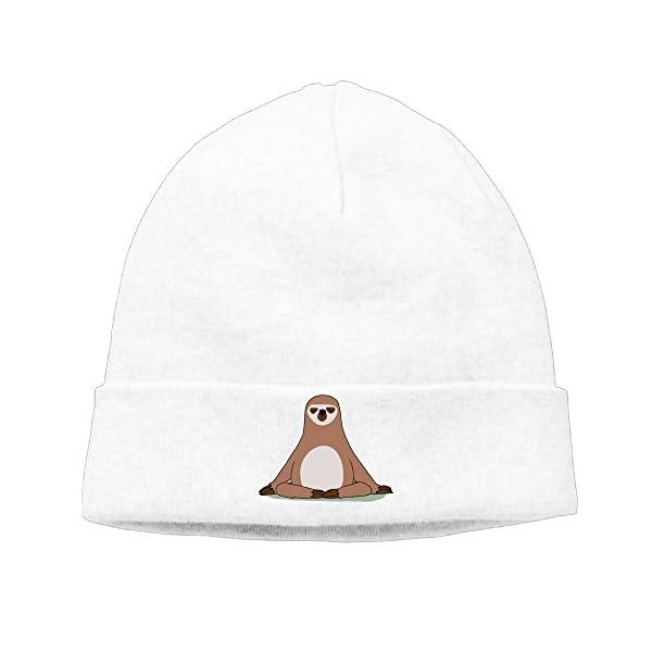 Snap Sloths Unisex Skull Cap Skirn Cap -