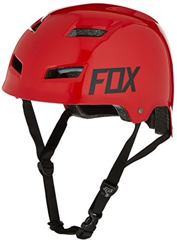 Fox Head Transition Hardshell Helmet, Red, Small