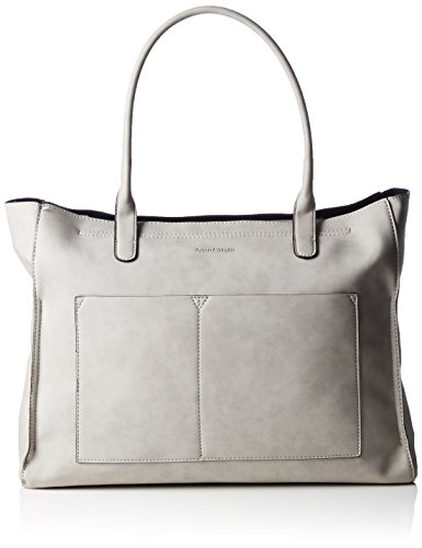 Gerry Weber Moonrise Bolso totes Shopper 40 cm Gris - gris claro (grey 801)