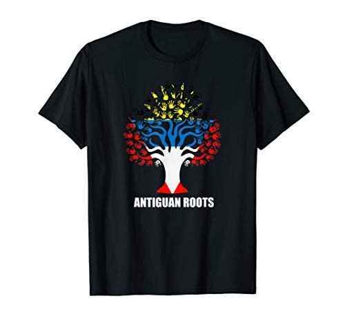 Antiguan Roots Antigua Flag Pride ()