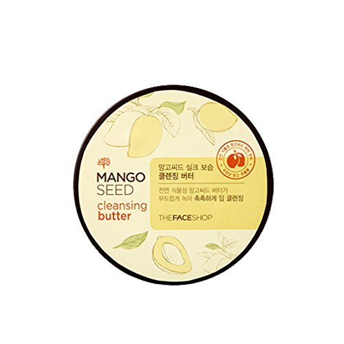 The Face Shop Mango Seed Silk Moisturizing Cleansing Butter 6.76 Oz/200Ml (Cleansing Cream For Face compare prices)