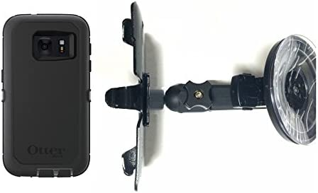 SlipGrip Car Holder for Samsung Galaxy S7 Using Otterbox Defender Case HV