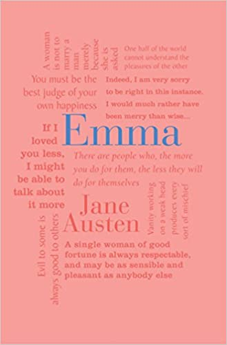 Image result for wordcloud classics emma