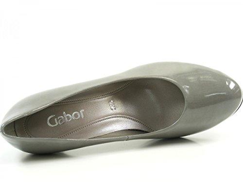 Toe Pumps Grau Closed Gabor Women's Lavender tw0qFT4