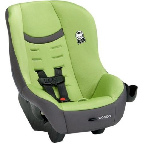 Cosco Scenera NEXT Convertible Car Seat with Cup Holder Lime