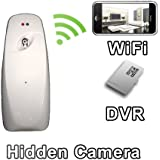 PalmVID WiFi Air Freshener Hidden Camera Spy Camera with Live Video Viewing