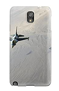 Heidiy Wattsiez's Shop New Arrival Premium Note 3 Case Cover For Galaxy (f 15 Eagles And F 16 Fighting Falcon)
