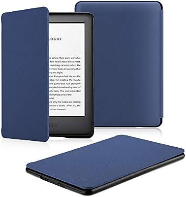 OMOTON Funda Nuevo Kindle 2019 Carcasa Nuevo Kindle 2019 Funda, PU ...