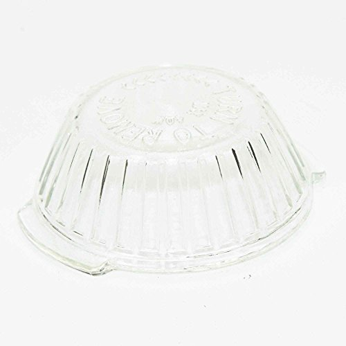 GE WB25T10002 Oven Bulb Cover
