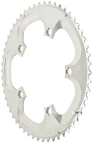 SHIMANO FC-7800 Dura-Ace Chainring (Silver, 130x50T 10 Speed B-Type) ()