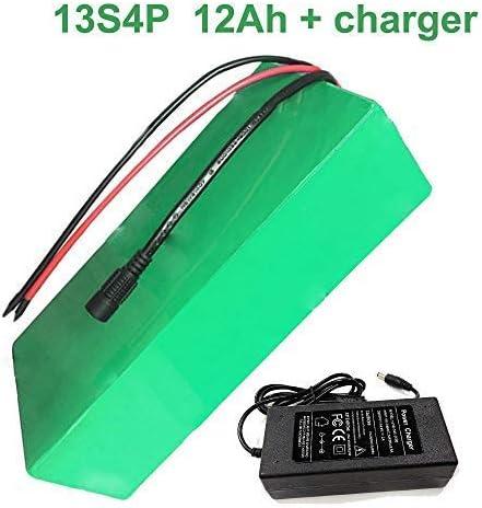 Seilylanka 48V 12Ah 13S4P Li-Ion Paquete de baterías E-Bike Ebike ...
