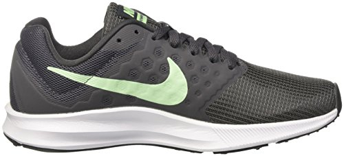 dark De Running Nike Grey Mint 7 Chaussures fresh anthracite white Femme Downshifter Gris tIIqv