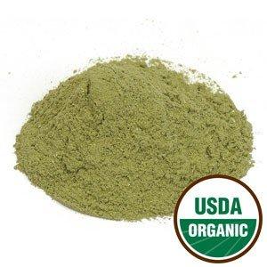 Echinacea Purpurea Herb Powder Organic - Echinacea purpurea, 1 lb,(Starwest Botanicals)