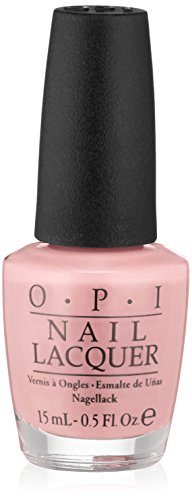 OPI Nail Lacquer, It's a Girl (0.5 fluid ounce) Long-Lasting and Chip-Resistant